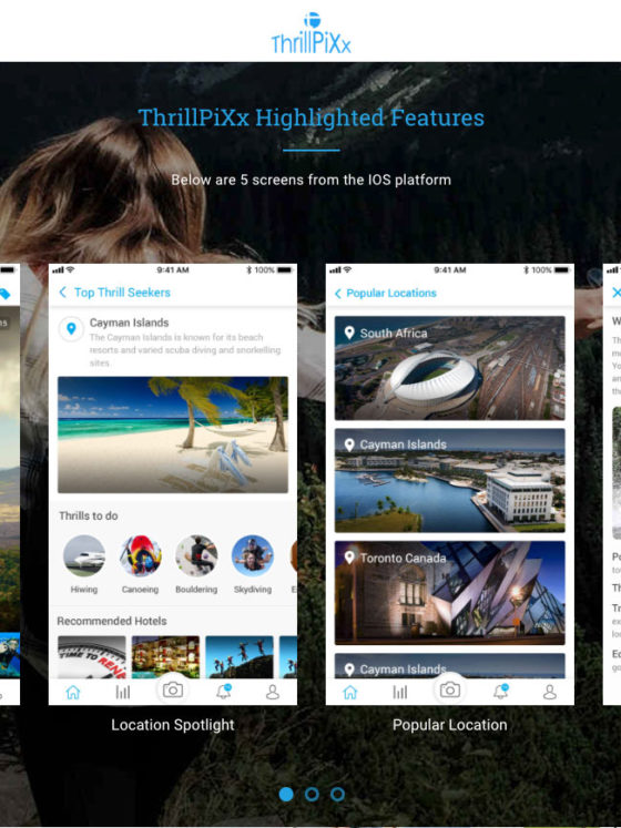Thrillpixx Home Page